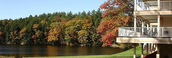 Riverside Hotel, an Ascend Hotel Collection Member : View of fall foliage