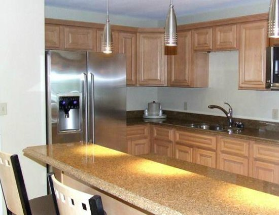 Riverside Hotel, an Ascend Hotel Collection Member: King Luxury Suite Balcony's Kitchen Area
