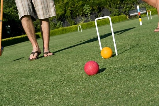 Honor Mansion, A Wine Country Resort : Competition Croquet