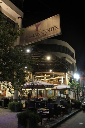 Tucuman Center Hotel: Hotel Tucuman Center de noche