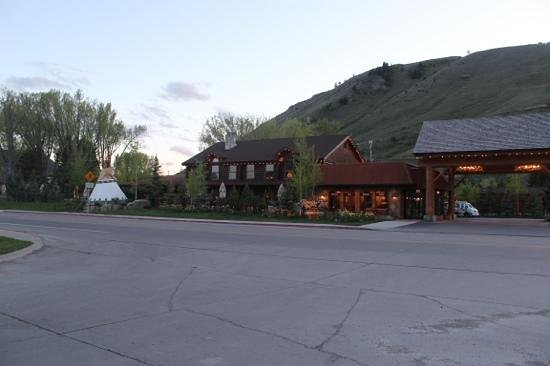 Rustic Inn Creekside Resort and Spa at Jackson Hole: Add a caption
