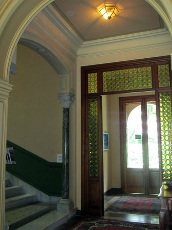 B&B Villa Devoto: Entry hall