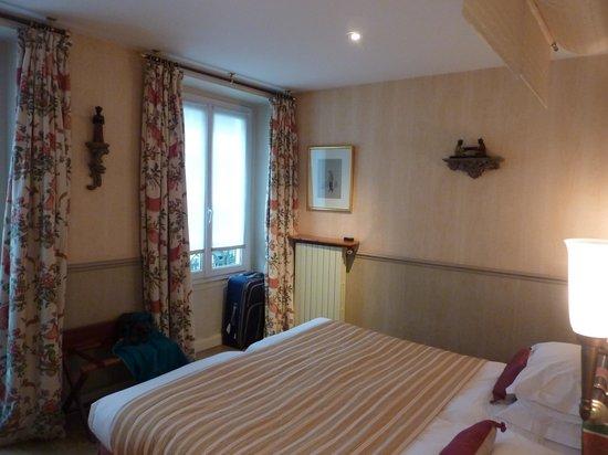 Hôtel Louison : Notre chambre