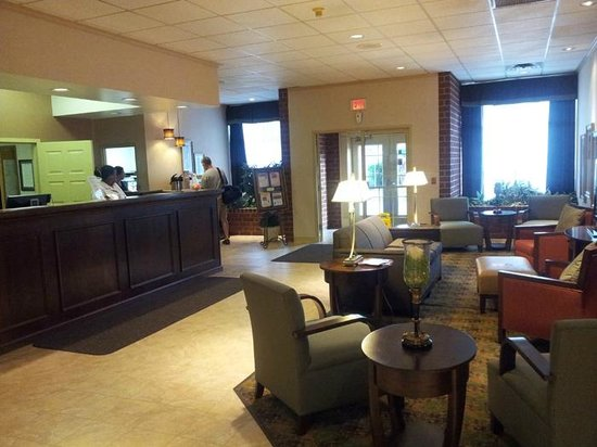 """Quality Inn & Suites : The atmosphere was just as I like, maybe as """"being in Heaven""""?"""