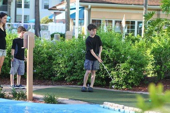 Grande Villas Resort: Mini Golf