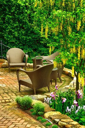The Veranda House Hotel Collection: Garden