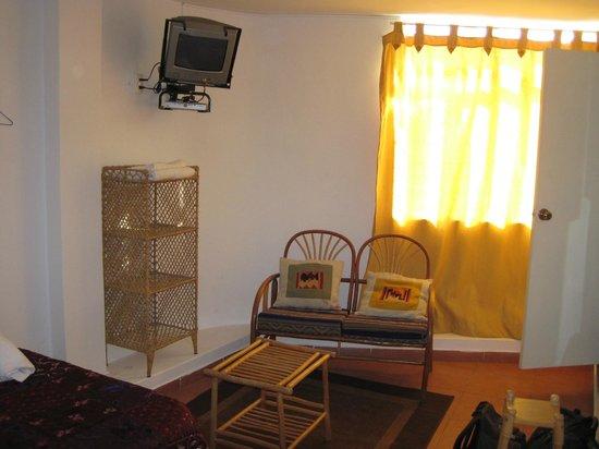 Hotel Ollanta: Double room