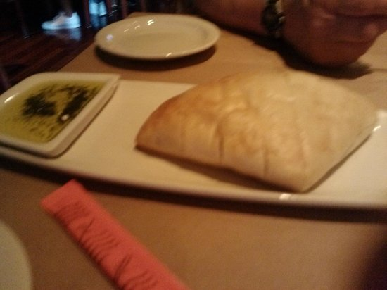 Bonefish Grill: Tasty Bread with herb infused extra-virgin-AAH