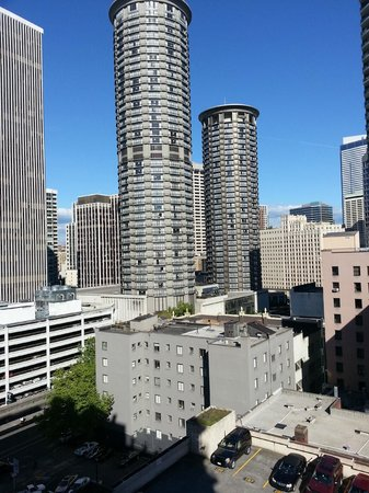 Warwick Seattle: DT Seattle view