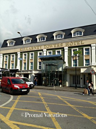 Killarney Towers Hotel & Leisure Centre: Killarney Towers