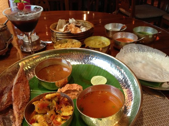 The Konkan Cafe : Great food!