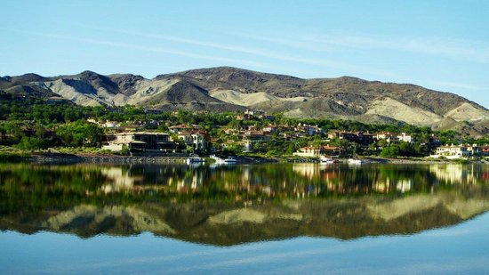 The Westin Lake Las Vegas Resort & Spa : reflet
