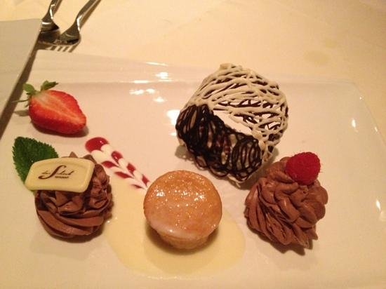 Das Schick: dessert