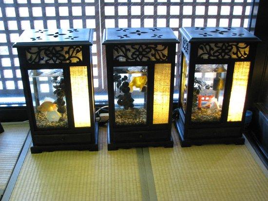 Dyeing and Hostel Nakashimaya: at the entrance