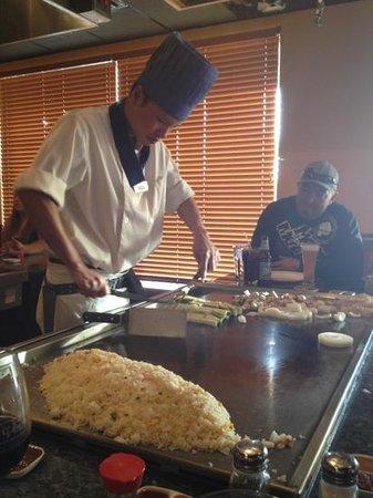 Tepanyaki Japanese SteakHouse