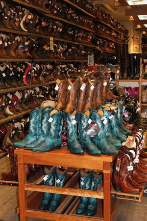 Riley & McCormick: Variety of Boots