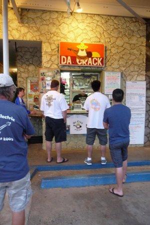 Da Crack : Guys need their mexican food, lol