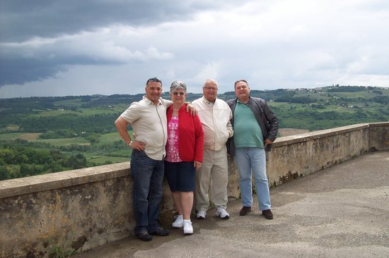 Guido's Tours - Wine Tours in Tuscany: Beautiful View!!