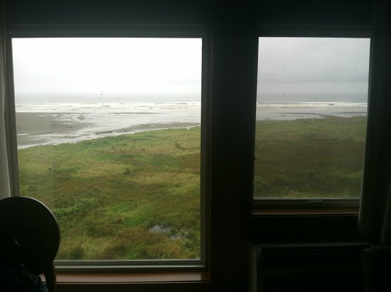Quinault Beach Resort and Casino: room view