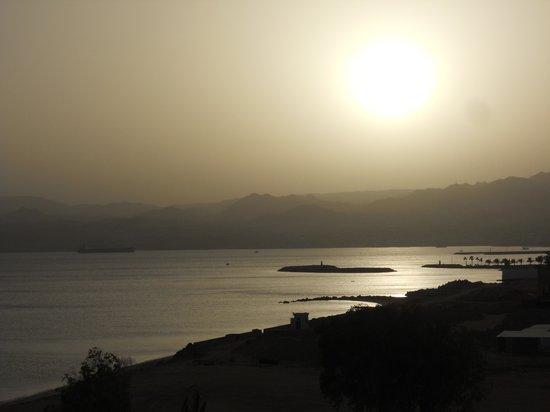 Uitzicht Eilat