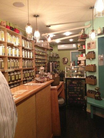 Photo of Cafe Physical Graffitea at 96 Saint Marks Place, New York, NY 10009, United States
