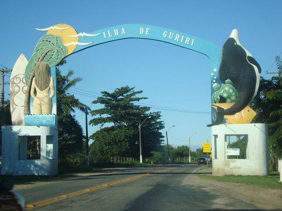 Guriri Beach: Chegando em Guriri ES Brasil