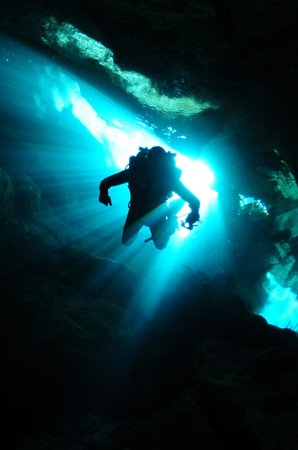 Cenote Xperience: Day Light Effects
