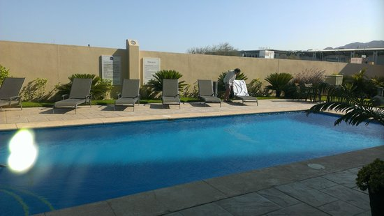 Hotel Aeropuerto Los Cabos: pool