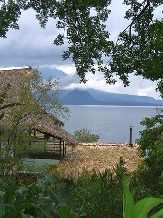 Villas Balam Ya: view from Villa Jade