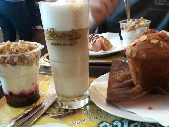 Paneria: nice breakfast