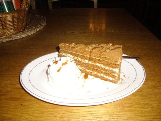 Golden Star: Honey Cake
