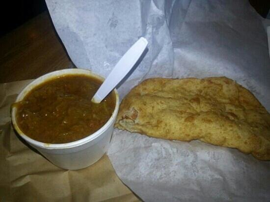 Fry Bread House: green chile stew is delicious!! next time I'm in Phoenix I will be back here many more times!
