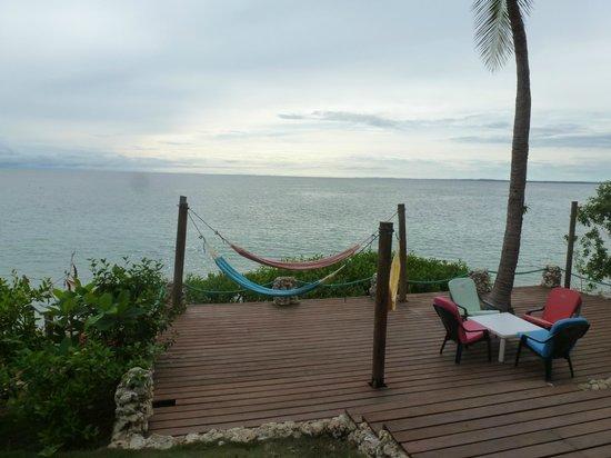 Isla Fuerte Ecolodge & Diving center: Hermosos paisajes