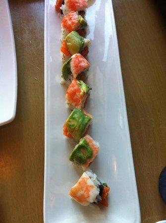 Tora Sushi Lounge: sushi heaven