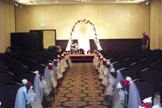 Mirabeau Park Hotel: wedding room