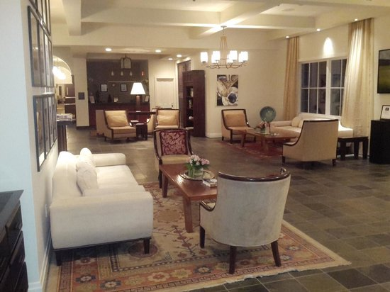 Emerson Resort & Spa: Lobby