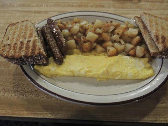Sparky's Cafe: Breakfast
