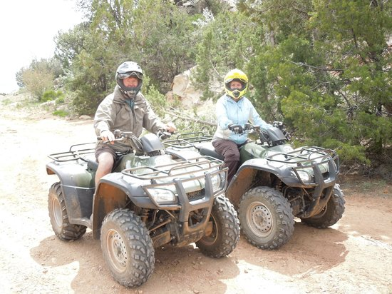 Gateway Canyons Resort, A Noble House Resort: ATV Tour