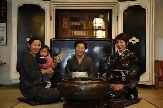 Irorinoyado Ashina: 美人女将に。。。若女将。