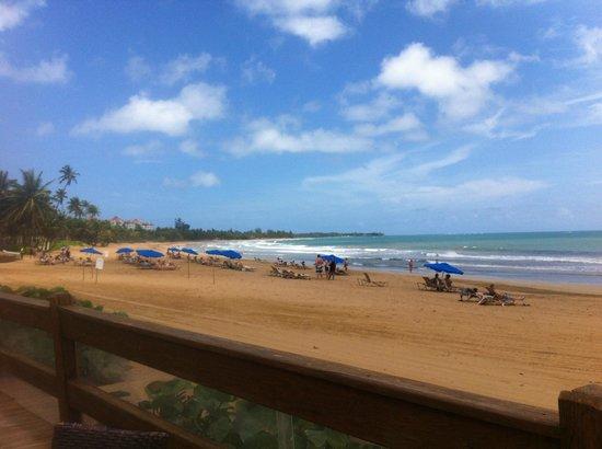Wyndham Grand Rio Mar Beach Resort & Spa: La Playa at Wyndham Rio Mar