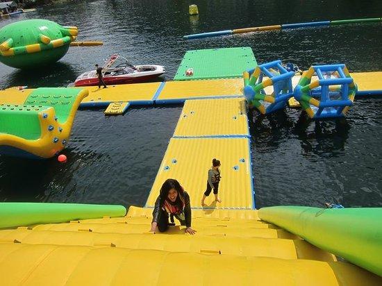 Harrison Water Sports: Water park