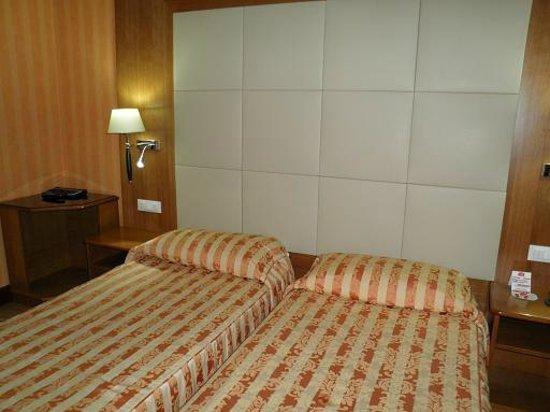Hotel Gioberti: 宿泊した部屋