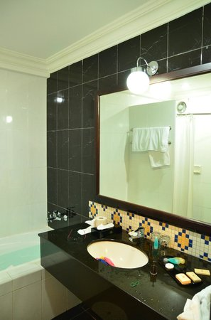 Grand Kampar Hotel: Well equip with hair dryer