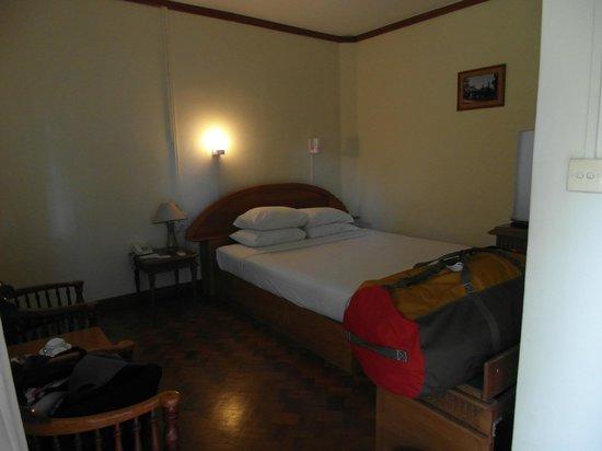 Bagan Thande Hotel: 1
