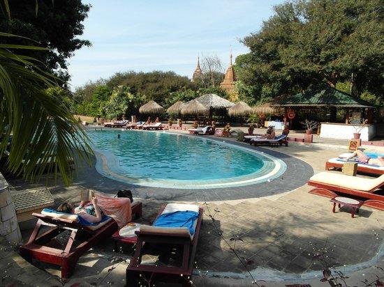Bagan Thande Hotel: 5