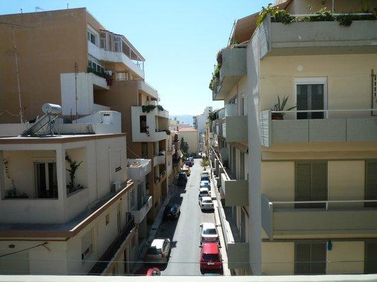 أتريون هوتل: Balcony view