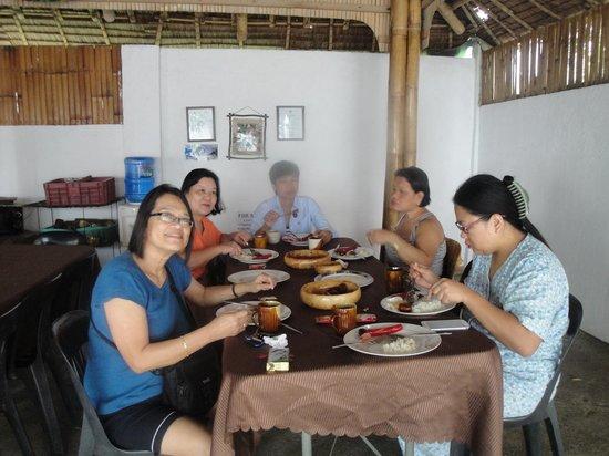 Boracay Residences: yumyum breakfast!