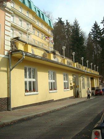 Photo of Spa Hotel Vltava Marianske Lazne