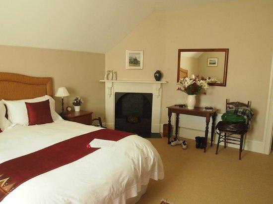 Bellerive House: Mount Wellington room
