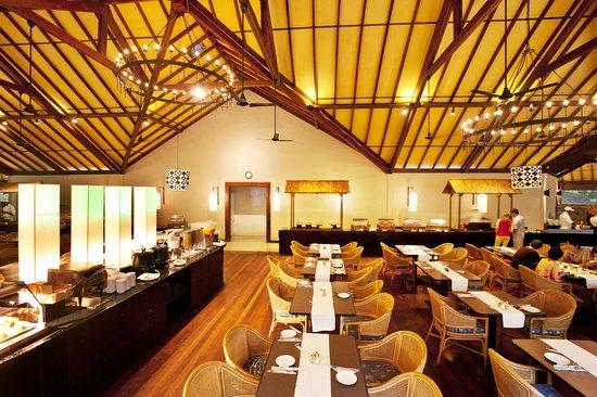 Meedhupparu Island: Restaurant